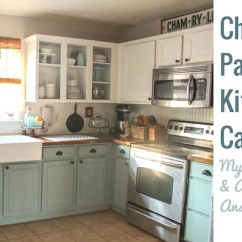 Can I Paint My Kitchen Cabinets Albuquerque Chalk Painted 2 Years Later Our Storied Home