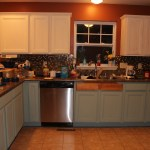 Chalk Painted Kitchen Cabinets Two Years Later Our