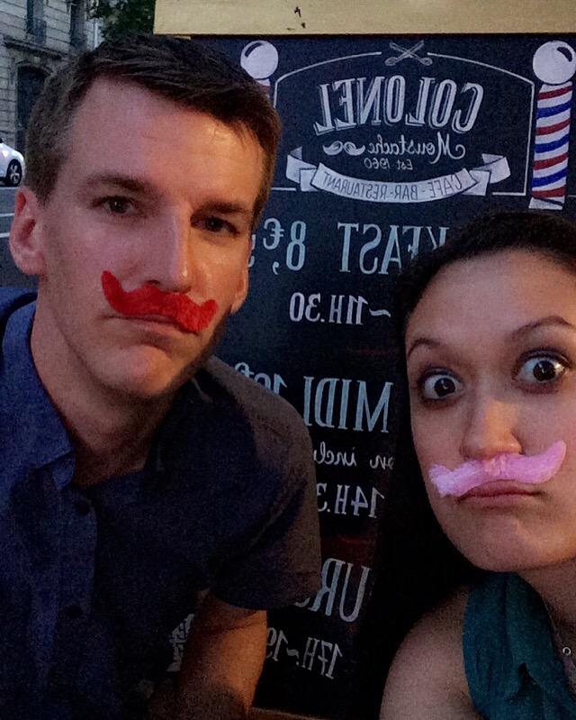 we mustache you a question...