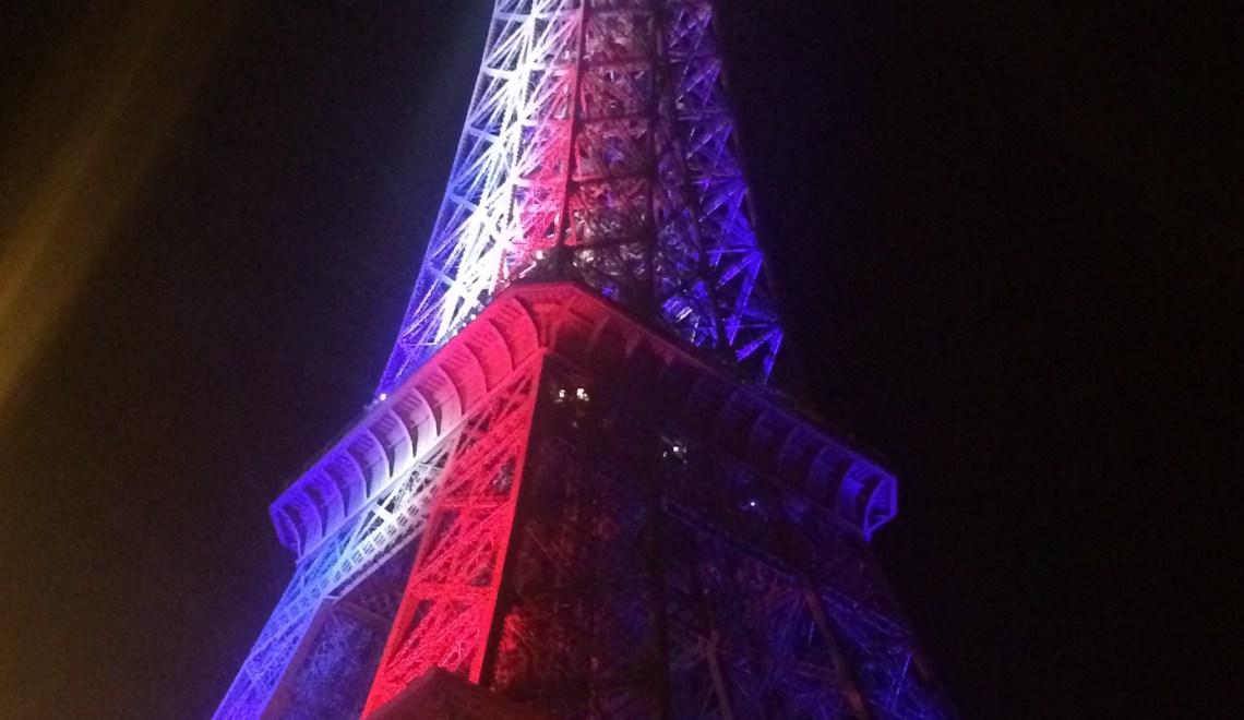Paris: Bonjour and Bon Appetit