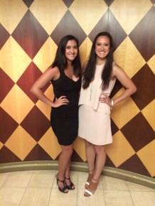 Shelby and Christina