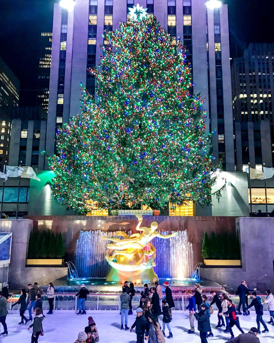 How to Spend 48 Magical Hours in New York City During the Holiday Season