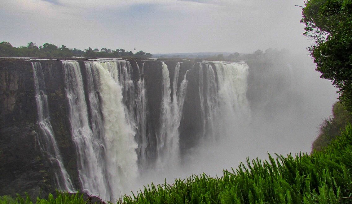 What to Expect at Victoria Falls During Dry Season