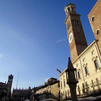 One day in Verona - Torre dei Lamberti