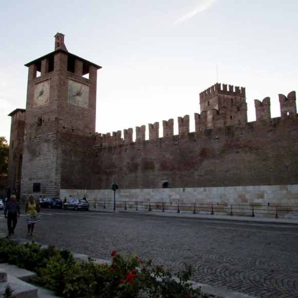 One day in Verona - Castelvecchio