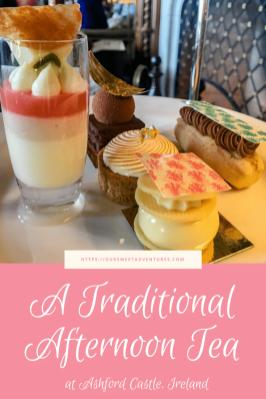 Ashford Tea Desserts