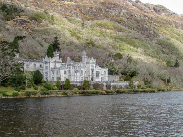 Donegal to Galway - Kylemore Abbey