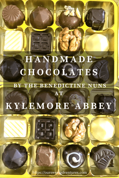 Kylemore Abbey Chocolate