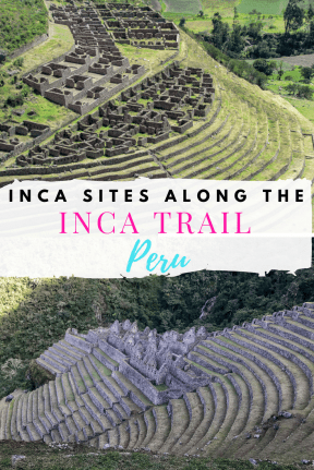 The Incas were truly remarkable engineers. There are so many beautiful Inca sites along the Inca trail with stunning views. We were able to explore and learn about each site and the Incas' history. #IncaTrail #MachuPicchu #Hiking #Guide #IncaSites