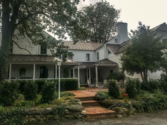 The Farmhouse at Veritas