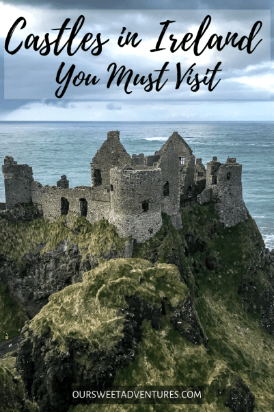 Ireland has at least 30,000 castles to explore - that is a lot of castles! And way too many to explore during one trip. So I have gathered some of the best castles in Ireland that you cannot miss. Some castles are iconic, have been featured in TV, almost in complete ruins or even turned into a hotel.