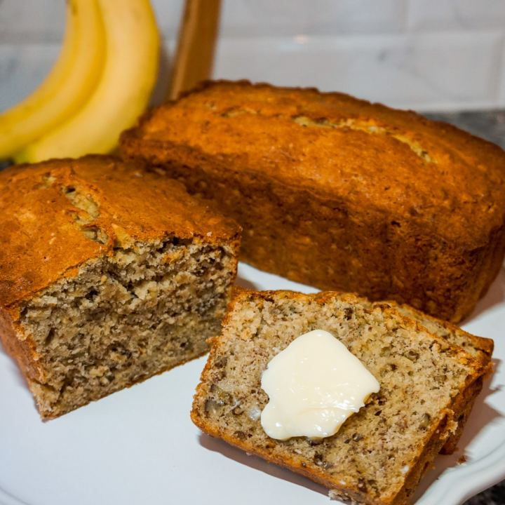 Best Banana Nut Bread