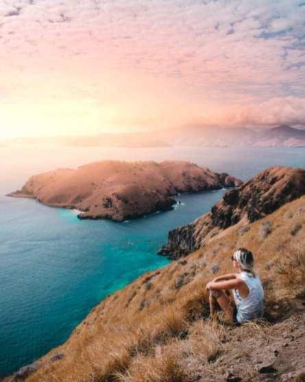 PADAR ISLAND FLORES