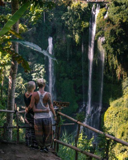 Sekumpul & Fiji Waterfalls in Bali