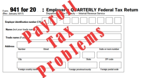 Image result for payroll tax problems