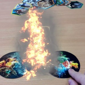 Mimic 6 - Augmented Reality Realistic Effect Fusion