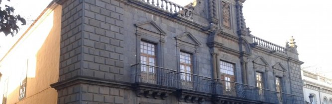The Palace of Nava and Grimón