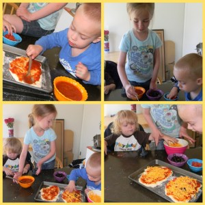 Kid Friendly Recipe – Pizza