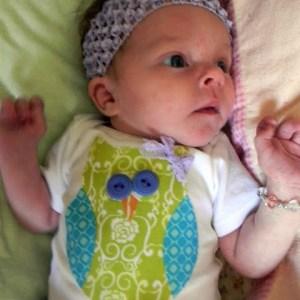 DIY – No sew baby onesie tutorial