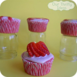 {Recipe} Strawberry Cupcakes