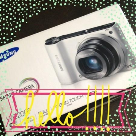 Samsung WB200 #socialcamera