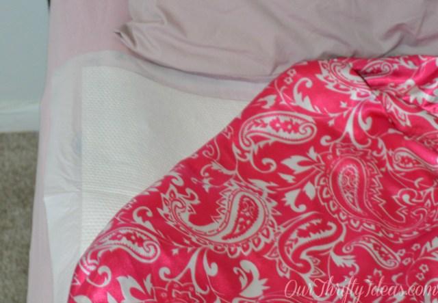 Target GoodNight Bed Mats & Bedtime Underwear