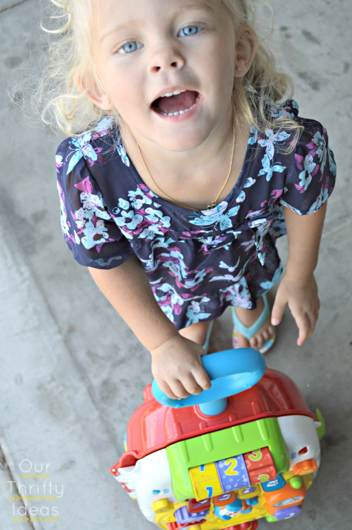 Vtech Suitcase product review