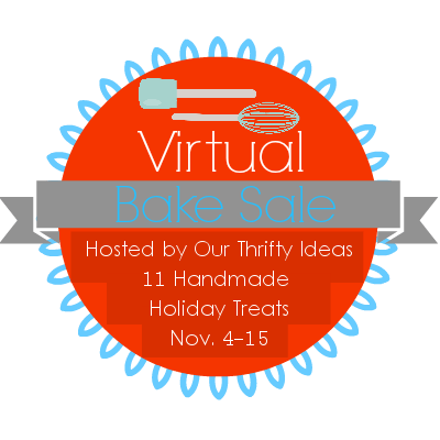 Virtual Bake Sale on OurThriftyIdeas