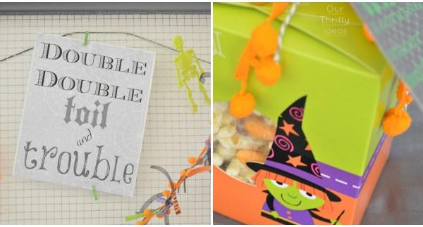 {Printable} Halloween Printables