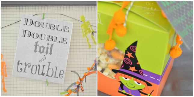 Free halloween themed printables