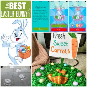 help your child believe in the Easter Bunny