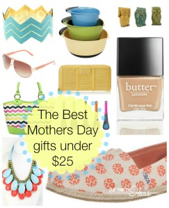 25 of the best Mothers Day Gifts for under $25