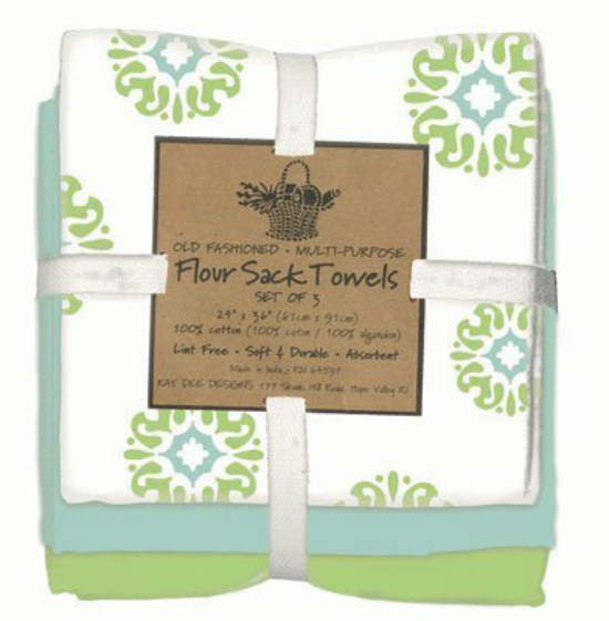 Flour Sack kitchen towels for just $12