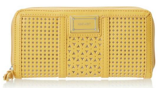 Yellow Nine West Wallet