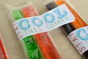 Stay COOL this Summer – Free Printable