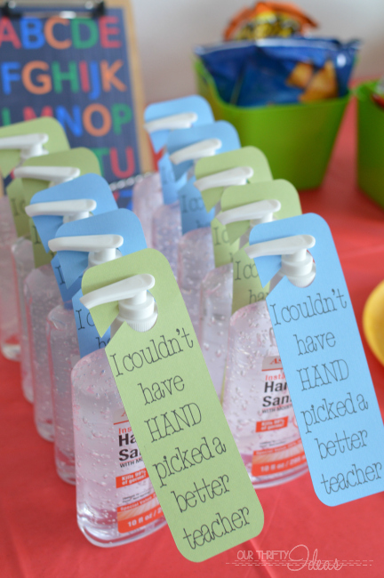 give the gift of sanitizer for back to school