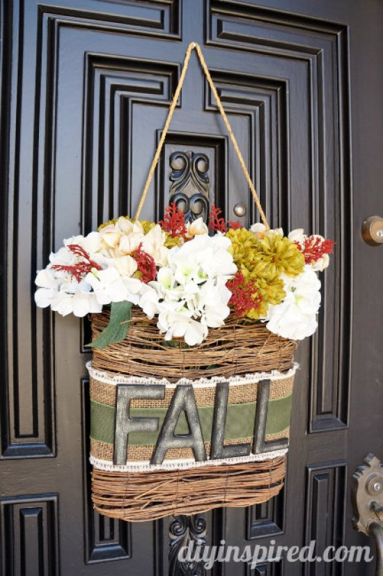 Fall-Decor-with-Flowers