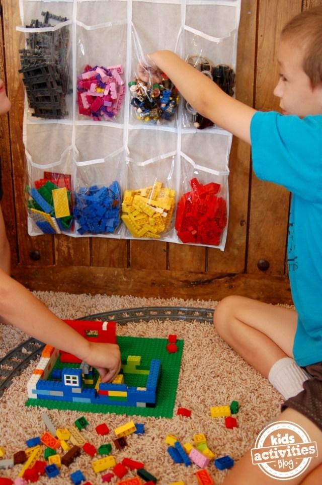 How To Organize Legos Our Thrifty Ideas