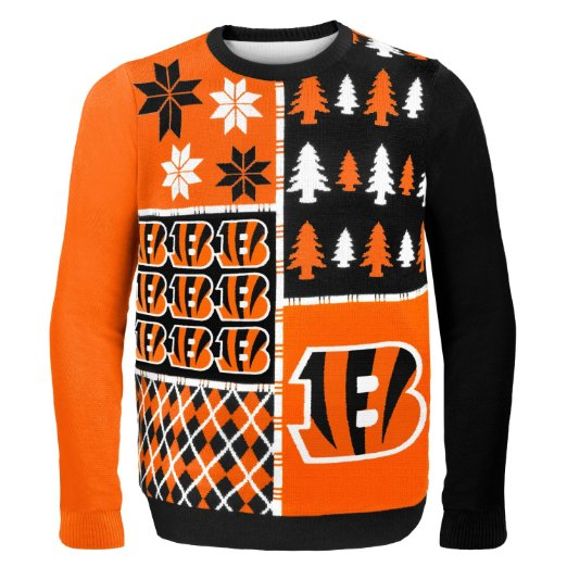 Bengals Ugly Christmas Sweater