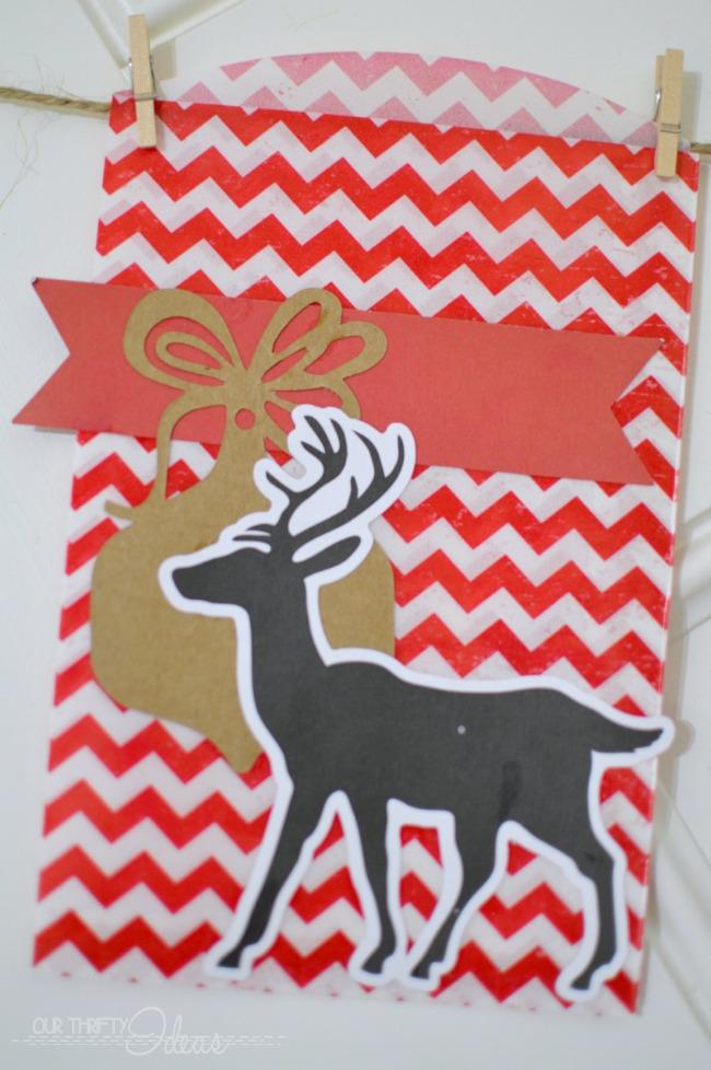 Handmade Advent Calendar for Christmas. Plus printable activity Ideas