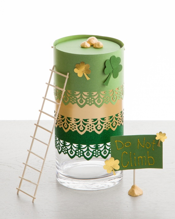 Martha Stewart Leprechaun Trap