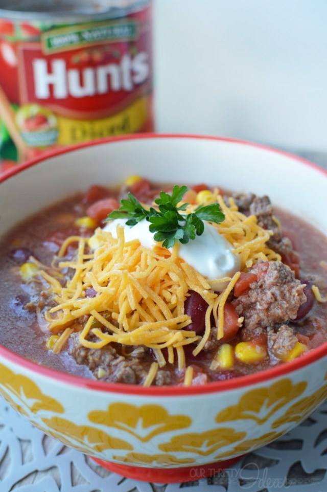 10 minute taco soup