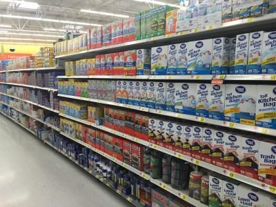 Reynolds at Walmart