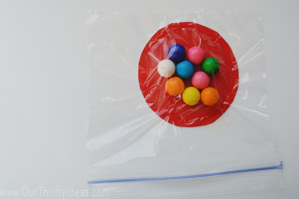 Gumball Machine Printable Valentine Card Our Thrifty Ideas