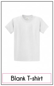 Shop This Post Blank T-shirt