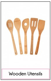 shop this post - Wooden Utensils