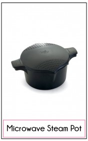 shop this post - mocrowave steam pot