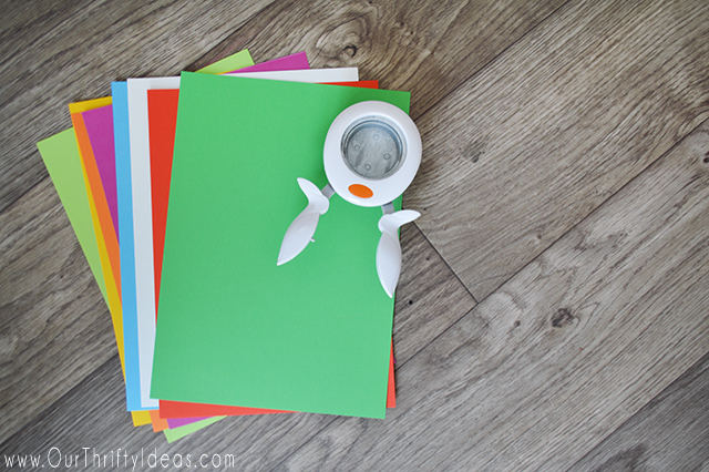 This bookworm is the perfect way to help your kids track their reading. They will get excited to add another circle to the worm and watch it grow.