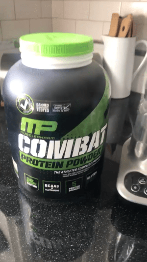 Berry good Cookies & Cream Protein shake