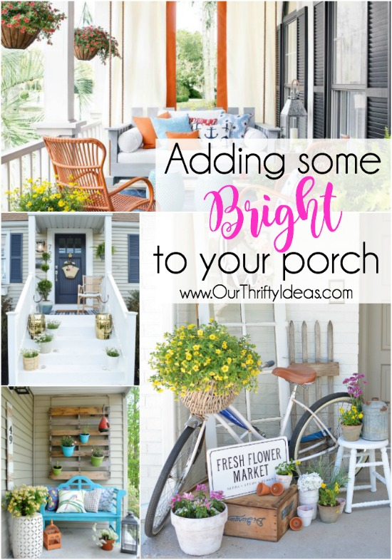 Bright Porch Ideas